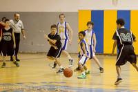 6060 McM Boys Varsity Basketball v Klahowya 121213