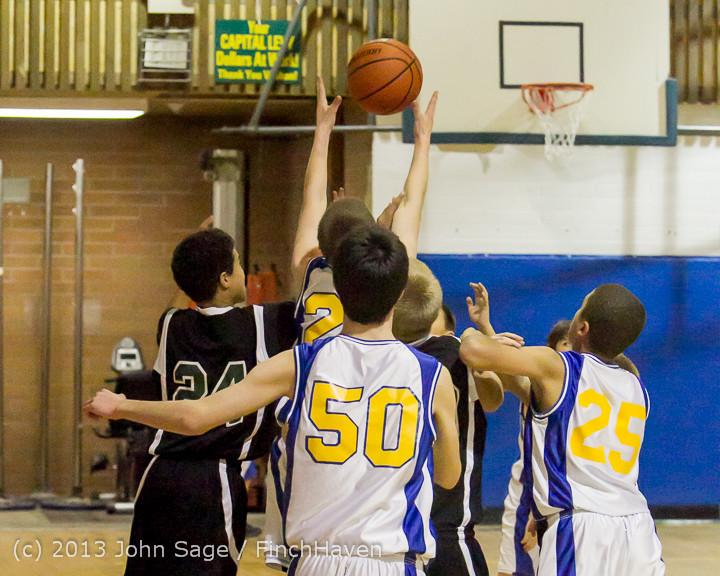 6121 McM Boys Varsity Basketball v Klahowya 121213