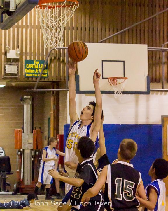 6183 McM Boys Varsity Basketball v Klahowya 121213