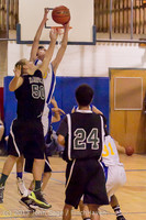 6307 McM Boys Varsity Basketball v Klahowya 121213