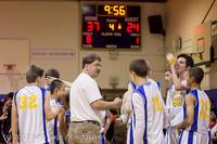 6511 McM Boys Varsity Basketball v Klahowya 121213