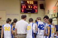 6516 McM Boys Varsity Basketball v Klahowya 121213