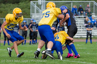 19379 McMurray Football v Hawkins 092513