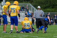 19395 McMurray Football v Hawkins 092513