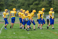 19412 McMurray Football v Hawkins 092513