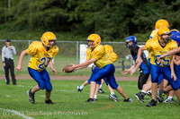 19501 McMurray Football v Hawkins 092513