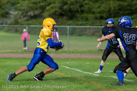19502 McMurray Football v Hawkins 092513