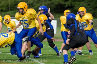 19508 McMurray Football v Hawkins 092513