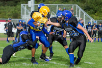 19516 McMurray Football v Hawkins 092513