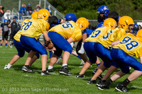 19529 McMurray Football v Hawkins 092513