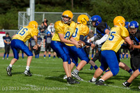 19532 McMurray Football v Hawkins 092513