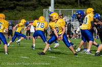 19535 McMurray Football v Hawkins 092513