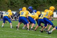 19565 McMurray Football v Hawkins 092513