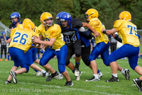 19573 McMurray Football v Hawkins 092513