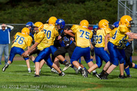 19613 McMurray Football v Hawkins 092513