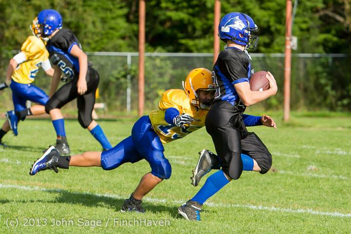 20149 McMurray Football v Hawkins 092513