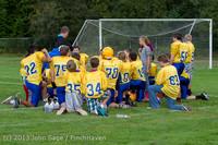 20314 McMurray Football v Hawkins 092513