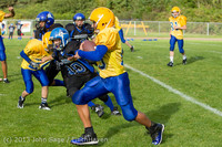 20351 McMurray Football v Hawkins 092513