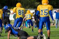 20398 McMurray Football v Hawkins 092513