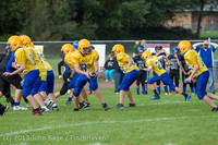 20475 McMurray Football v Hawkins 092513