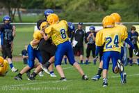 20607 McMurray Football v Hawkins 092513