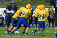 20612 McMurray Football v Hawkins 092513