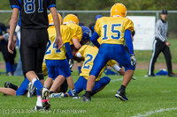 20619 McMurray Football v Hawkins 092513