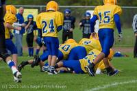 20623 McMurray Football v Hawkins 092513
