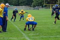 20727 McMurray Football v Hawkins 092513