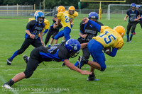 20735 McMurray Football v Hawkins 092513