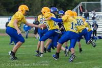 20770 McMurray Football v Hawkins 092513