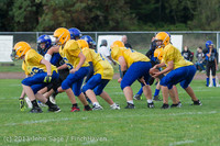 20813 McMurray Football v Hawkins 092513