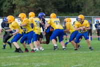 20817 McMurray Football v Hawkins 092513