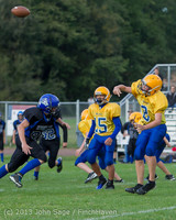20829 McMurray Football v Hawkins 092513