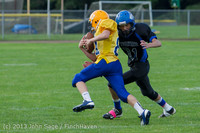 20842 McMurray Football v Hawkins 092513