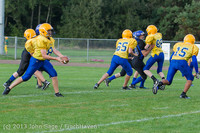 20861 McMurray Football v Hawkins 092513