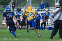 20872 McMurray Football v Hawkins 092513