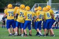 20913 McMurray Football v Hawkins 092513