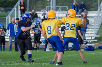 20932 McMurray Football v Hawkins 092513