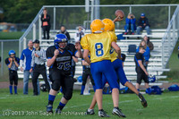 20934 McMurray Football v Hawkins 092513