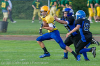 20953 McMurray Football v Hawkins 092513