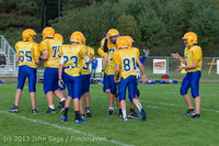 20988 McMurray Football v Hawkins 092513