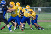 20996 McMurray Football v Hawkins 092513