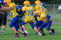 21000 McMurray Football v Hawkins 092513