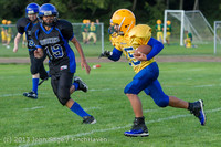 21016 McMurray Football v Hawkins 092513