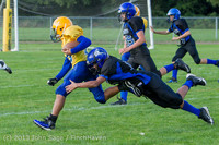 21022 McMurray Football v Hawkins 092513