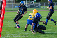 21033 McMurray Football v Hawkins 092513