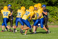 21087 McMurray Football v Hawkins 092513