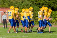 21108 McMurray Football v Hawkins 092513
