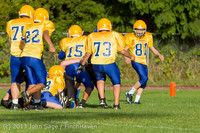 21138 McMurray Football v Hawkins 092513